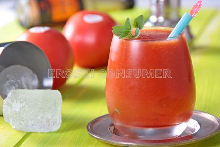 Receta de c ctel de zumo de tomate preparado eroski consumer for Coctel con zumo de tomate