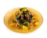 Estofado de Habas frescas con Alcachofas